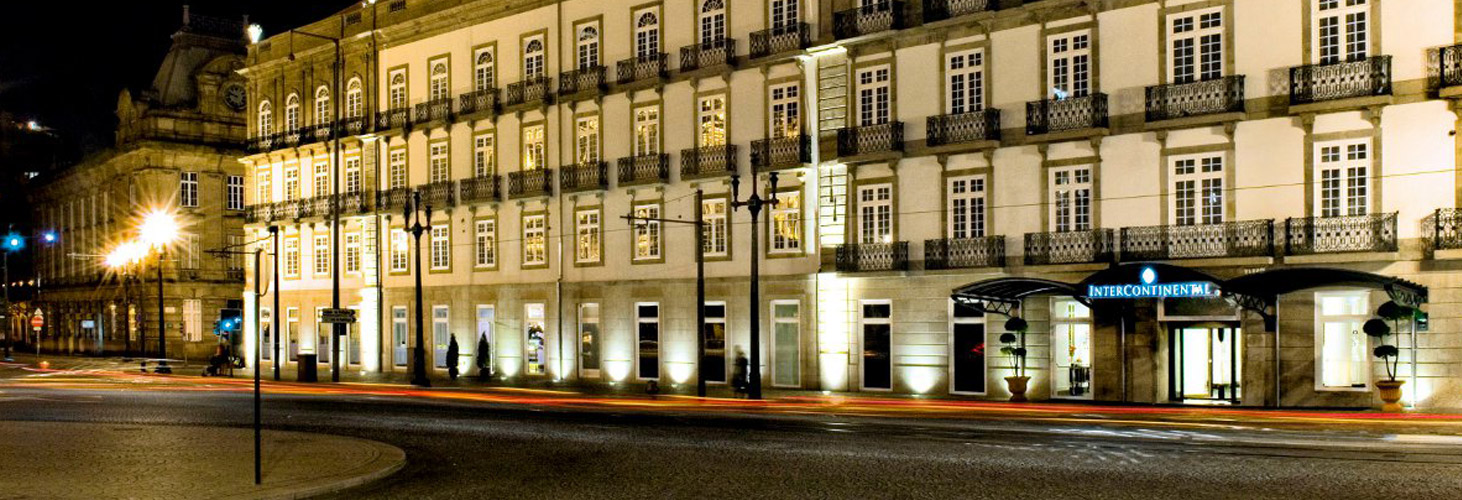 INTERCONTINENTAL PORTO